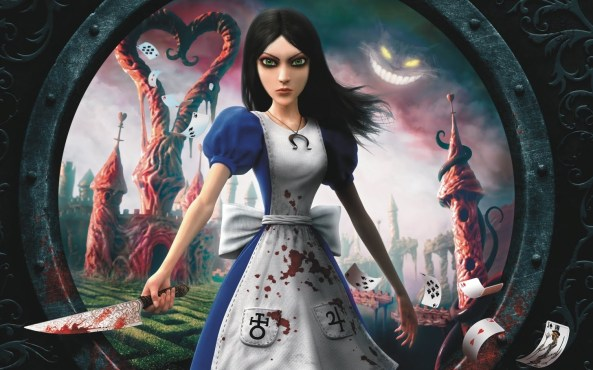 Alice Madness Return Alberpit